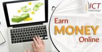 Earn money online.